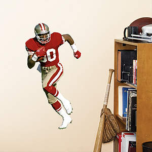 Jerry Rice - Fathead Jr. Fathead Wall Decal